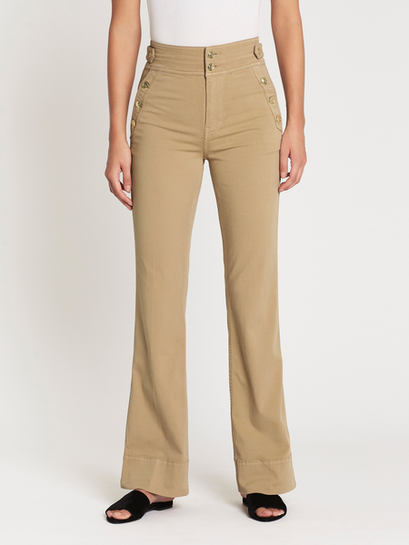 Current Elliott The Maritime Pant - Light Kelp