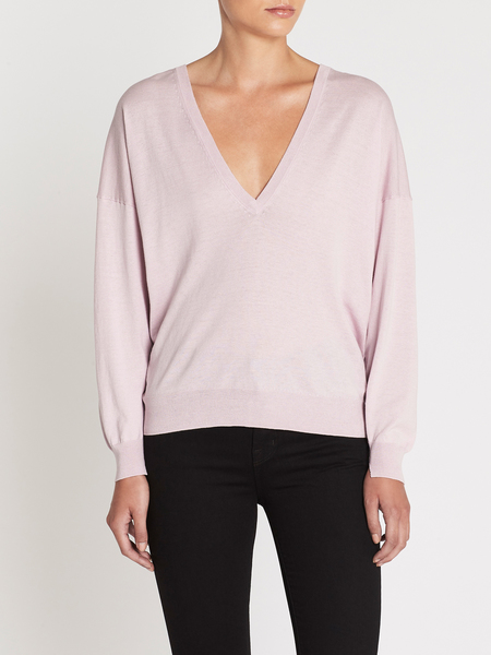 IRO Remote Sweater - Light Lavender