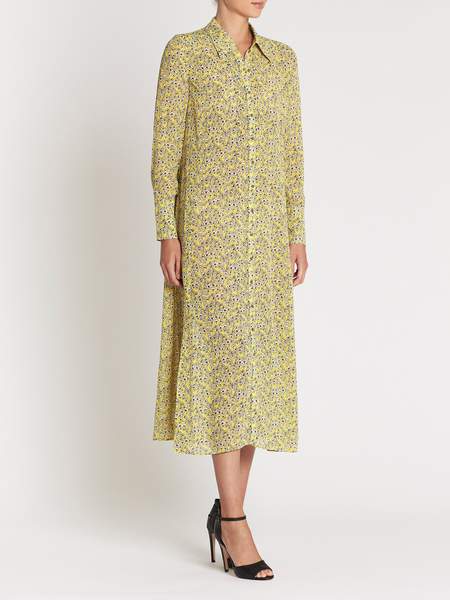 MiH Jeans Maggie Dress - Daisy Print
