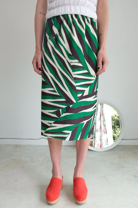 A Détacher Singrid Skirt - arrows print