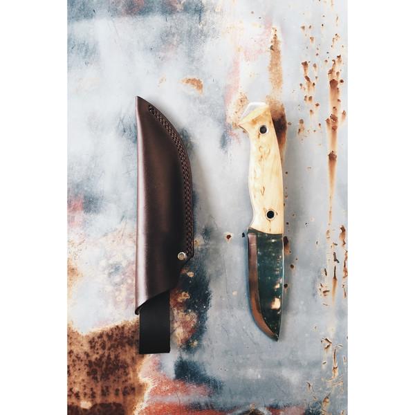 Helle Utvær Knife