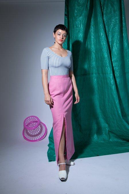 Olive Maia Skirt - petal pink