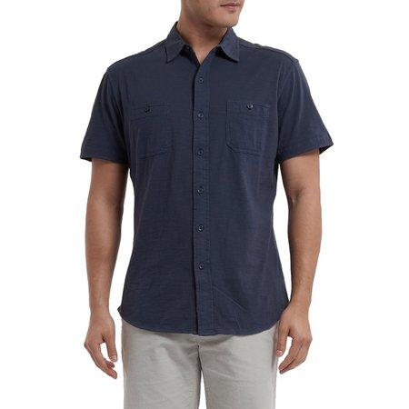 Grayers Fairfax Shirt - Navy