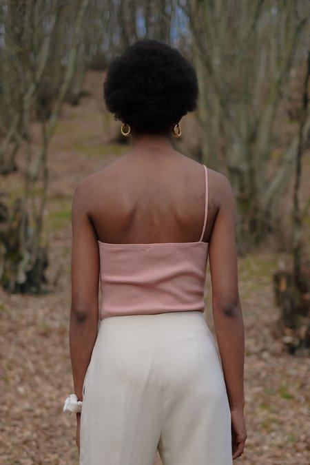 OhSevenDays Tuesday Asymmetrical Bodysuit