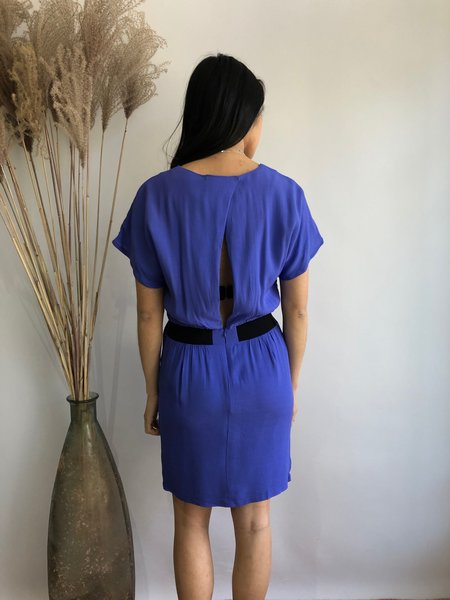 PEPALOVES DOROTHY DRESS - BLUE