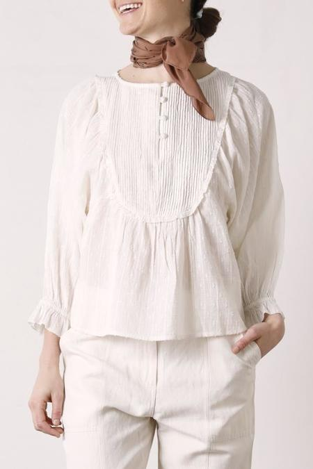 Apiece Apart Cala Bib Top