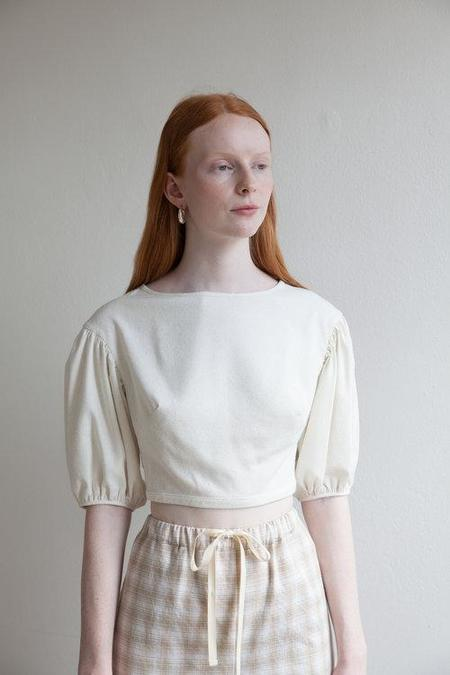 Town quince blouse - ginger