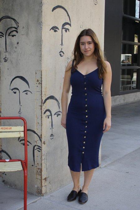Rachel Pally Vivienne Rib Dress - Jetset