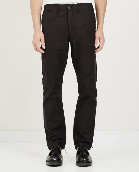 Saturdays NYC FIELD PANT - BLACK