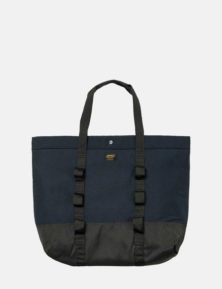 CARHARTT WIP Military Shopper Tote Bag - Dark Navy/Black