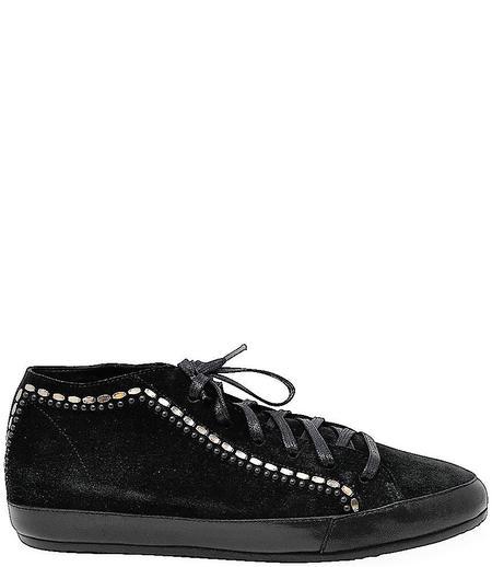 Calleen Cordero Nix Mid Top Sneaker - Black