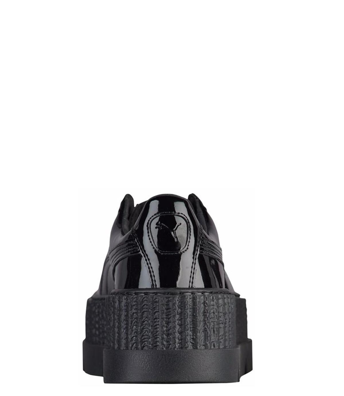 quality design 45227 2dbdd Puma x Rihanna Fenty Pointy Creeper Patent - Black