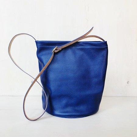 Julia Gabriel Studio Semi Largo Crossbody Bag - Cobalt