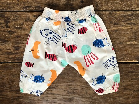 kids Nadadelazos Pants - Shoal of Fish