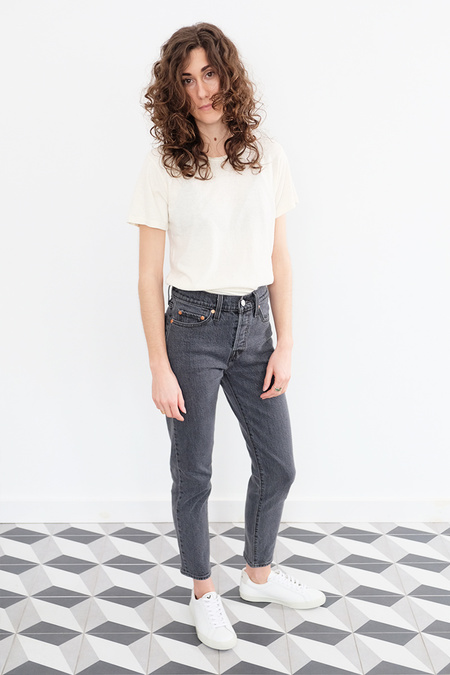 Levi's Wedgie Icon Fit Jeans - Bite My Dust
