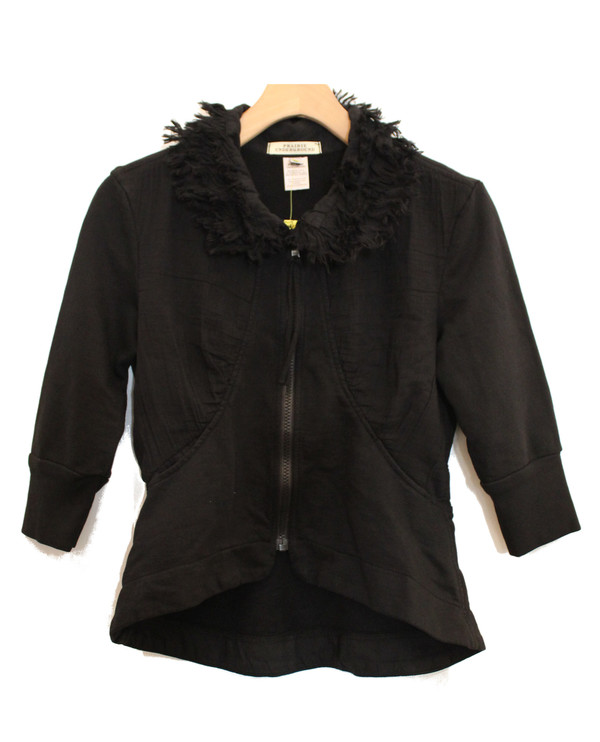 Prairie Underground Rag Collar in Black