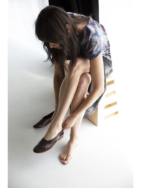 Martiniano Glove Shoes - Dark Umber