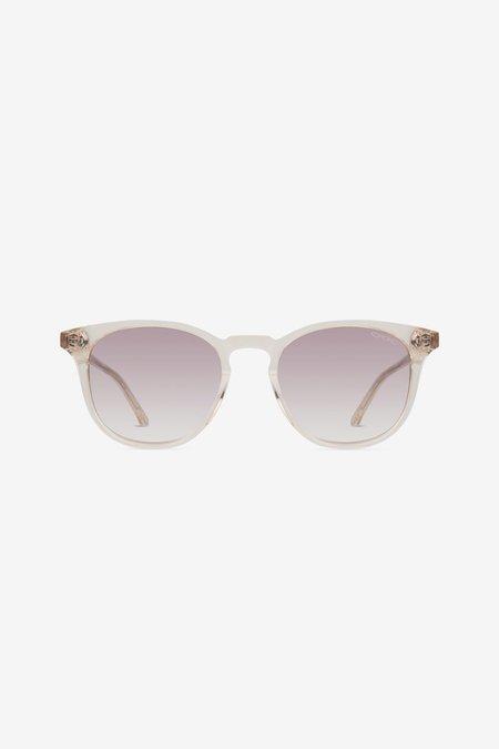 KOMONO Beaumont Sunglasses - Nude