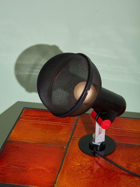 ERCO Micro Lamp - Black