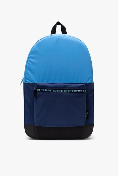 38870456699 ... HERSCHEL SUPPLY CO Packable Daypack - Blue Black Reflective