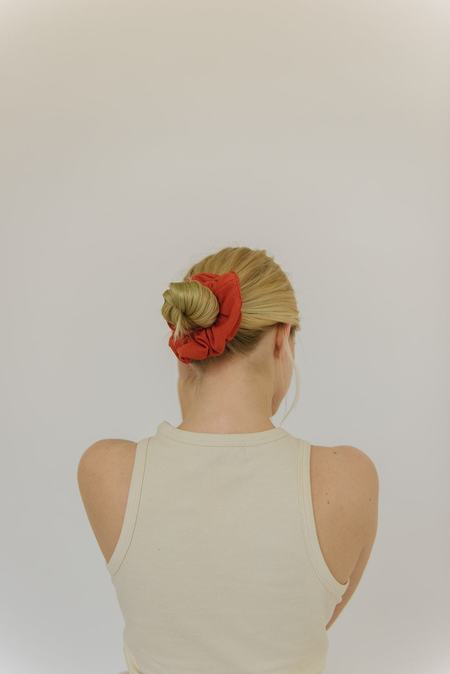 James Street Co Cotton Scrunchie - Pack of 3