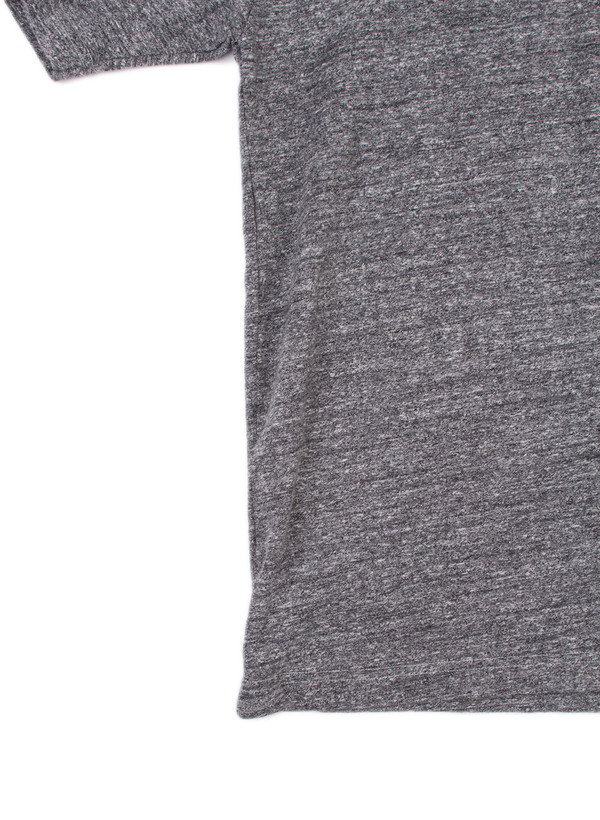 Men's National Athletic Goods V Pocket Tee Dark Grey