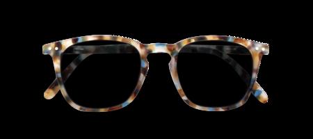 Izipizi Sunglasses #E - Blue Tortoise