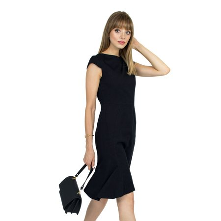 Maven Women Sarah Dress - Black