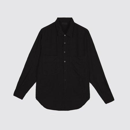 CP SHADES Relaxed Pocket Shirt - Black