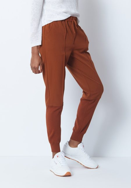 Opening Ceremony Track Trouser - Rust