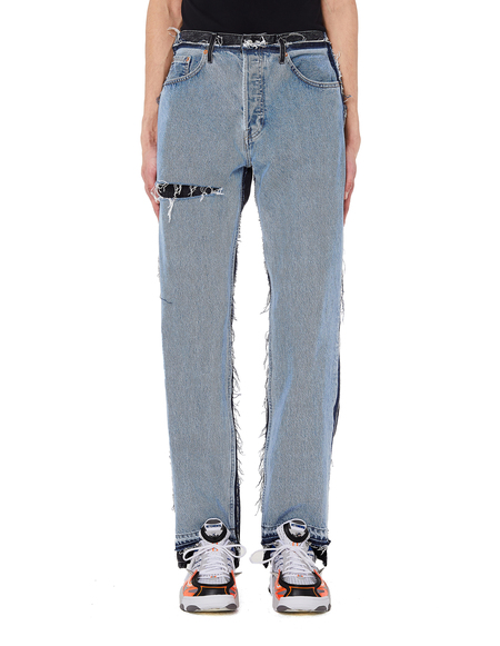 Vetements Jeans - Black/Blue
