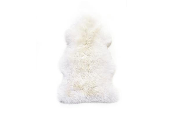 Primecut Ivory Sheepskin
