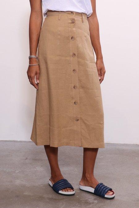 Nili Lotan Avie Skirt - Desert Sand