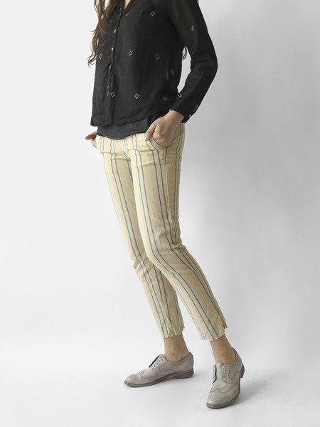 Bsbee Oxford Pant - Becca Stripe