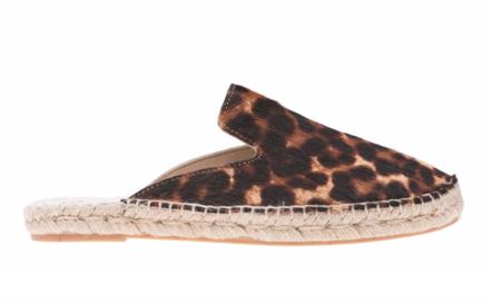 Manebi Dakota Mules - Leopard