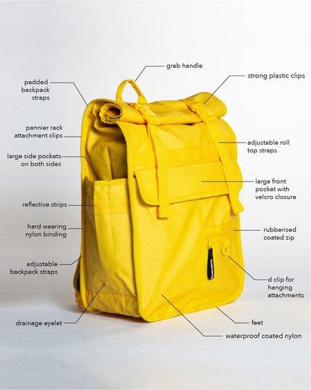 Unisex Goodordering Rolltop Pannier Backpack