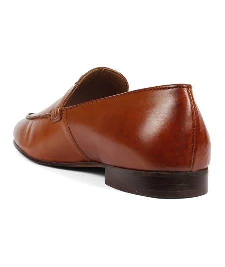 9f190cbda7e Hudson London Slip on Calf Tassel Loafer - Tan ...
