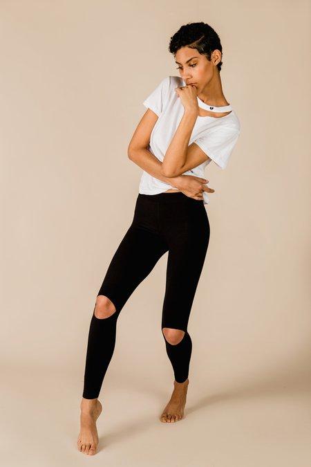 Joah Brown Cut Loose Legging - Black