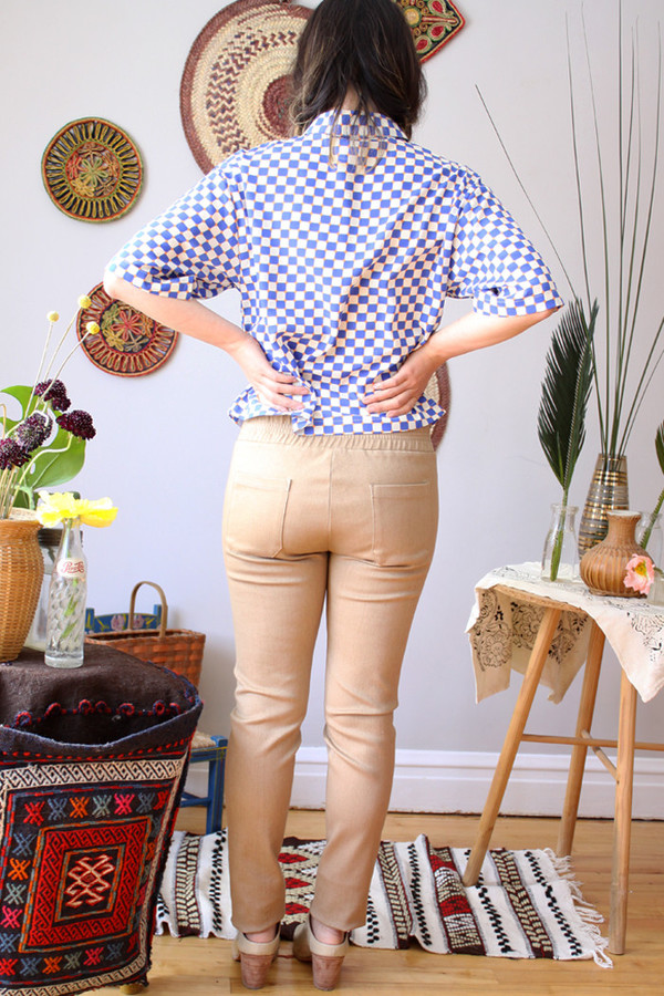 Dagg and Stacey Franklyn Pant