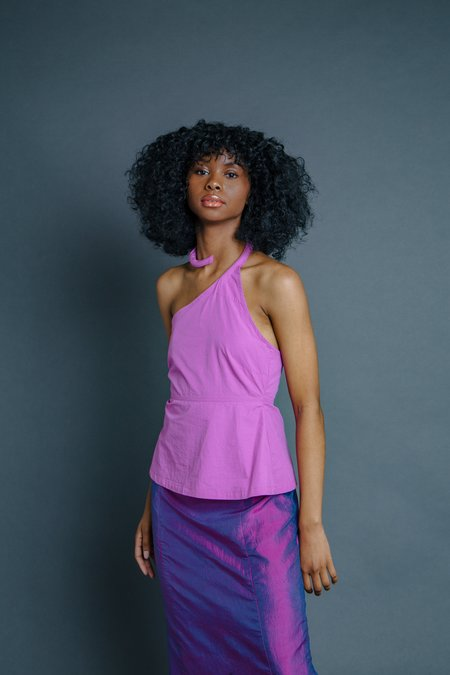 By Tyler Spiral Top - orchid purple