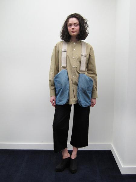 BLESS Demimoore Bag, Jeansmelange