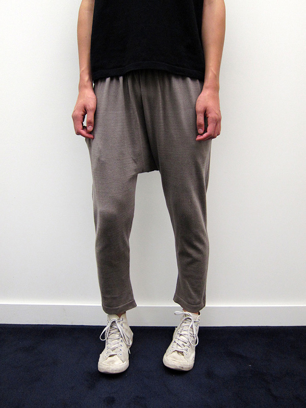 Lauren Manoogian Cropped Skinny Arch Pants