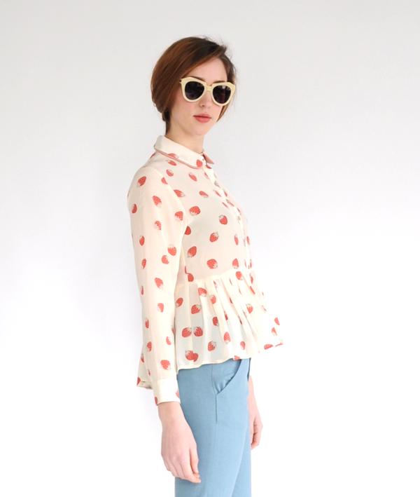 Strawberry Fields Shirt
