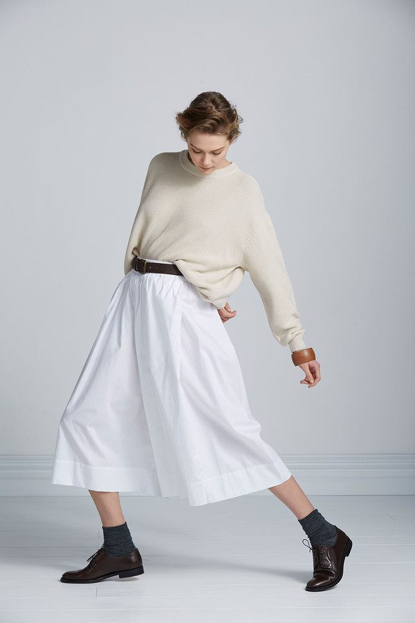 Kowtow Things In Common Culottes