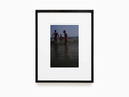 SEA BATHING- PHOTO PRINT