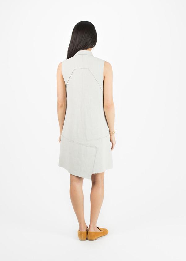 Schai Crossover Vest Dress