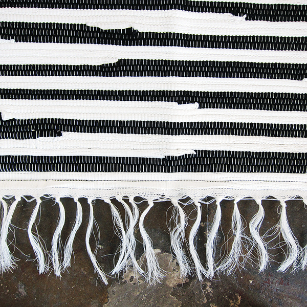 Task NY hand-woven cotton rag rugs