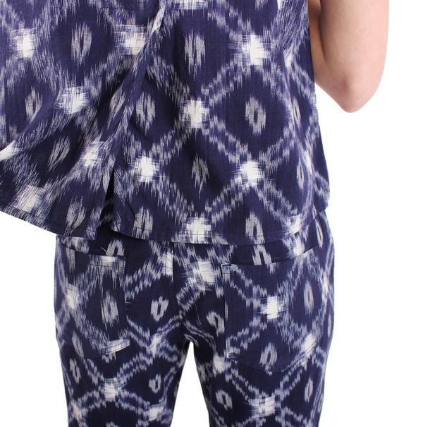 THE ODELLS Zipper Pant