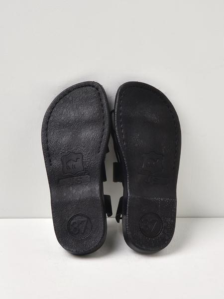 Jerusalem Sandals DEBORAH SANDAL - BLACK
