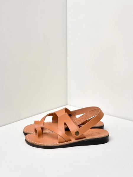 Jerusalem Sandals BENJAMIN SANDAL - TAN